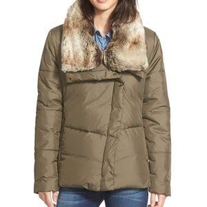 Hawk & Co Asymmetrical Down Jacket